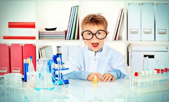 Stages fun sciences en Brabant wallon