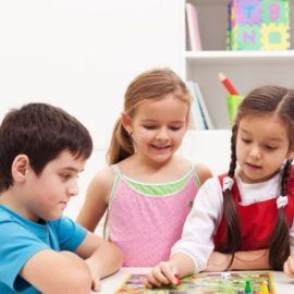 Stage d'été pour enfants - Jeux de société