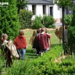 Malagne - habitants villa